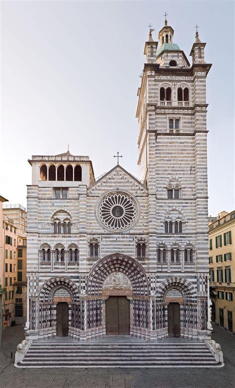 libreria genova la cattedrale di san lorenzo a genova in libreria panorama