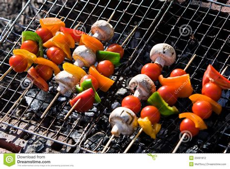 barbecue vegetables barbecue vegetables stock photo image of diet dish