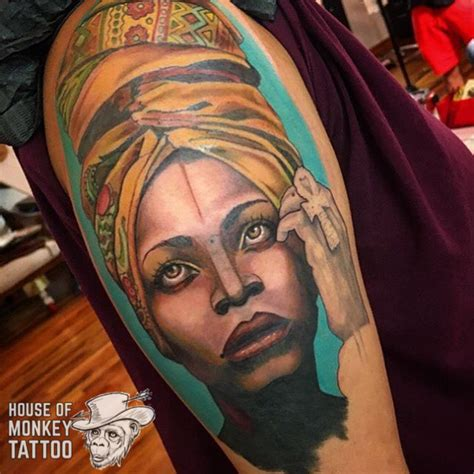 erykah badu tattoo pin by house of monkey on tattoos