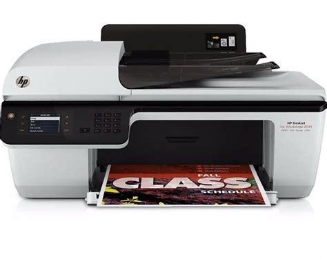 Printer Hp Deskjet Ink Advantage 2645 All In One hp hp deskjet ink advantage 2645 printer hp printer