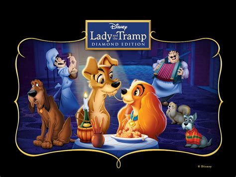 lady tramp images lady amp tramp hd wallpaper background photos 33813101