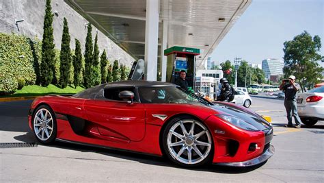 custom koenigsegg koenigsegg ccx custom vision demolished in high speed