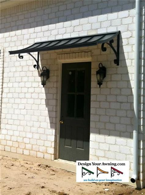 metal awnings for doors 20 best awning images on pinterest front doors front