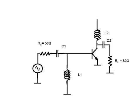 rf transistor lifier design and matching networks the next step is to design the matching networks for the input andoutput circuits and this can