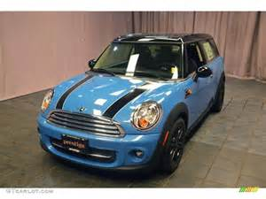 2013 Blue Mini Cooper 2013 Kite Blue Mini Cooper Clubman 78265932 Gtcarlot