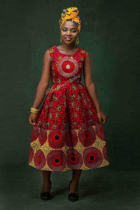 my african eveningoccasion gowns fashion training fashion 8 nkem african midi dress ankara midi dress short dress
