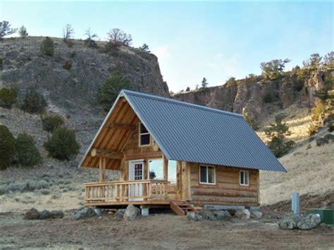 Fall Creek Cabins by Fall Creek Montana Mobile Cabin