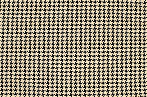 brown houndstooth pattern black and brown houndstooth pattern stock image image