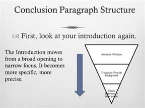 Conclusion Essay by Conclusion Paragraphs Ppt