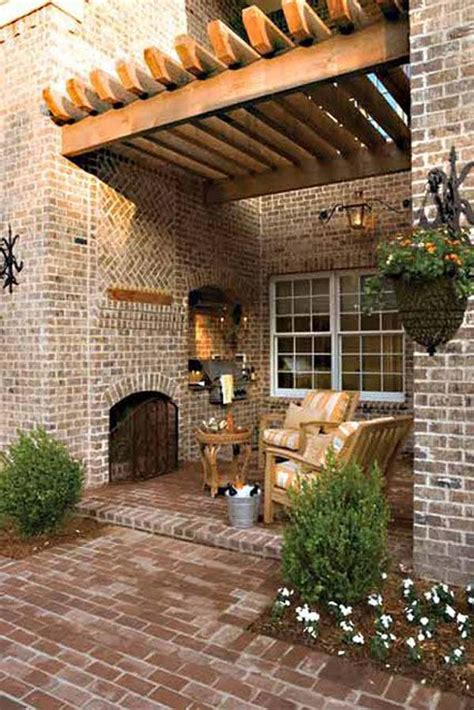 adding  barbecue grill area  summer yard  patio