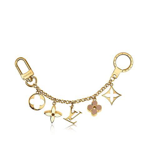 Bagcharm Bagcharm fleur de monogram bag charm chain accessories louis vuitton