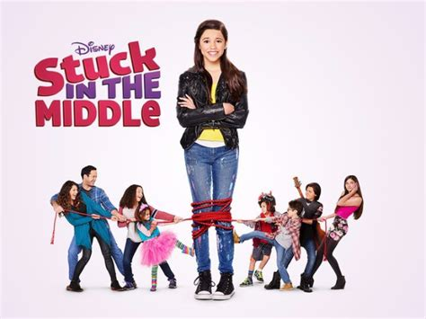 le stuck stuck in the middle spills details about the show s