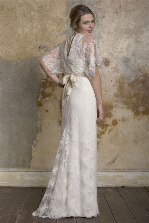 Rock Style Wedding Dresses by Stunning New Collection From Sally Lacock