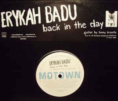 Erykah Badu Vinyl Lp - lp erykah badu back in the day vinyl single importado