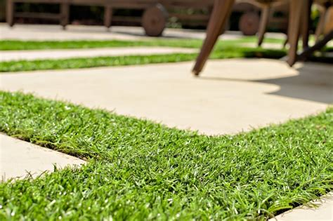 artificial grass lawn would you ever