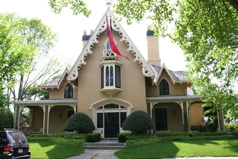 Gothic Revival Homes | gothic revival architectural styles of america and europe