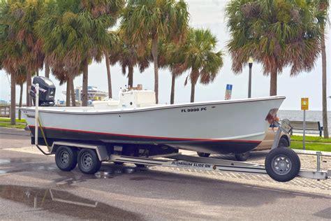 hanson boats for sale custom built 23 2011 hanson skiff fishing