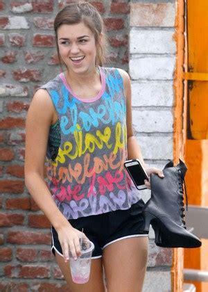 sadie robertson cute dimples celebrities sadie robertson shorts quotes