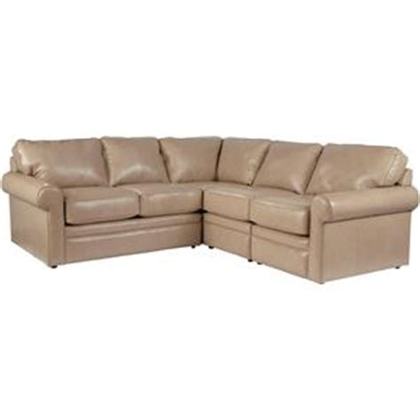 Collins Sectional by La Z Boy Collins Four Corner Sectional Sofa
