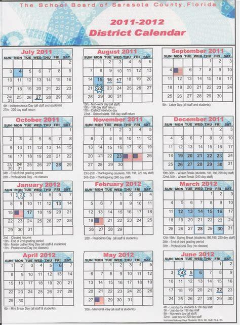 Sarasota County Schools Calendar Sarasota County Schools Calender 2015 The Knownledge