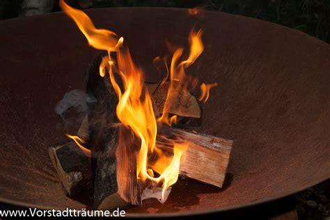 feuer im garten feuerschale vorstadt tr 228 ume - Feuerschale Feuer Machen