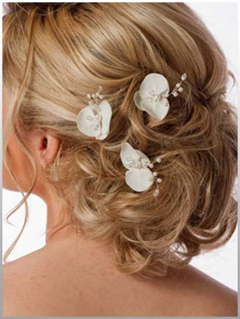 Wedding Updos With Flowers by 51 Best Wedding Updos Images On Bridal