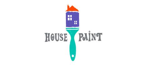 house painter logo 30 wonderful paint brush logo designs for your inspiration