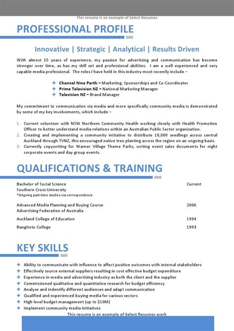 Resume Sample 2014 – Resume Format: Resume Examples 2014