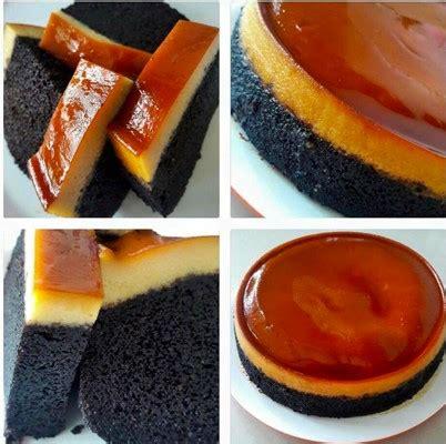 cara membuat bolu kukus tanpa open resepi kek coklat karamel kukus