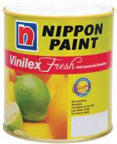 Cat Akrilik Nippon nippon paint indonesia the coatings expert dinding interior