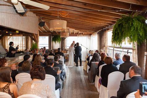 Wedding Toronto by Unique Toronto Rooftop Wedding Venue The Fifth Weddings