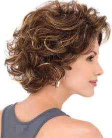 curly blunt cut hair cuts back view 25 short and curly hairstyles short hairstyles 2016