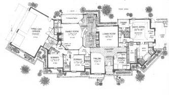 salida manor luxury ranch home plan 036d 0190 house