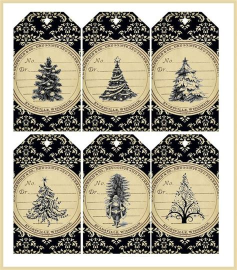 printable ornament tags 232 best christmas printables and ornaments images on