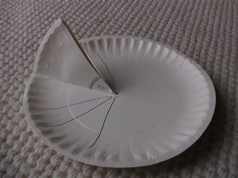 How To Make A Paper Sundial - portable sundial iv