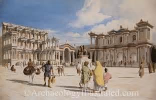Miletus ancient greek city in western asia minor aegean coast of