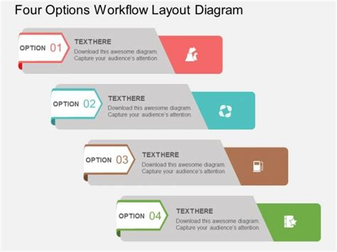 Powerpoint Workflow Template Workflow Diagram Powerpoint Template Workflow Powerpoint Templates Powerpoint Workflow Diagram Template