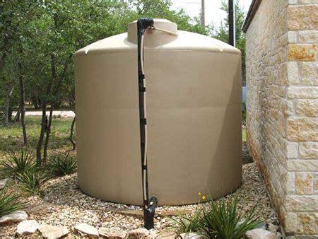 gallon water storage tank   internal electrical