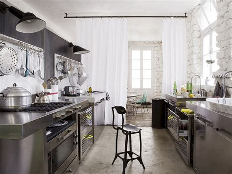industrial kitchens why you must absolutely paint your walls gray freshome com