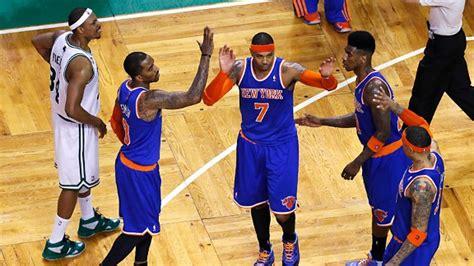New Of Mba Playoffs by 2013 Nba Playoffs Knicks Vs Celtics Espn