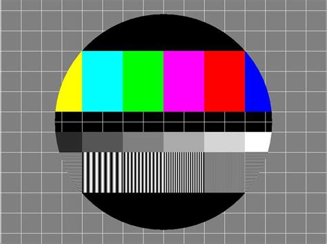 test pattern cards please stand by test cards doctor ojipl 225 tico