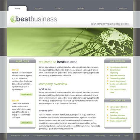 homepage web design tips user friendly site design 5 tips to design your site to