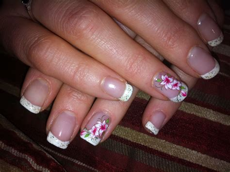 easy nail art with gelish french nail art designs nail designs hair styles
