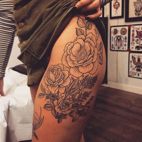 oltre 1000 idee su posizione per tatuaggio sulla coscia su