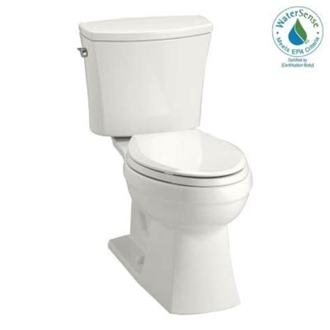 Comfort Toilets Home Depot by Kohler Kelston 2 Comfort Height 1 28 Gpf Elongated