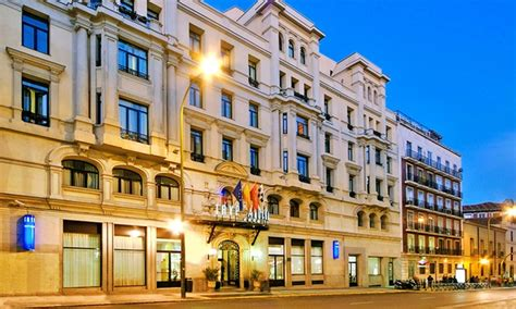 spain vacation with airfare in madrid madrid groupon getaways