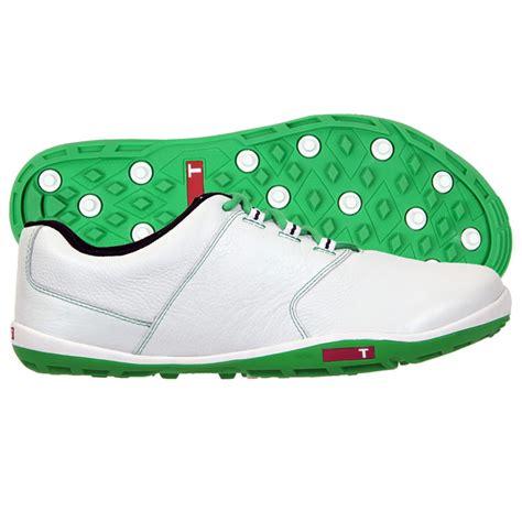 true golf shoes true linkswear true tour golf shoes white at
