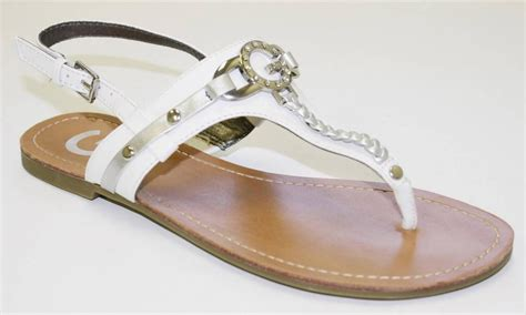 sandals guess s shoes g by guess leed sandals flip flops
