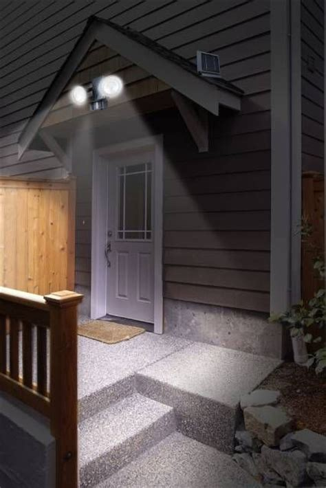17 best ideas about security lighting on