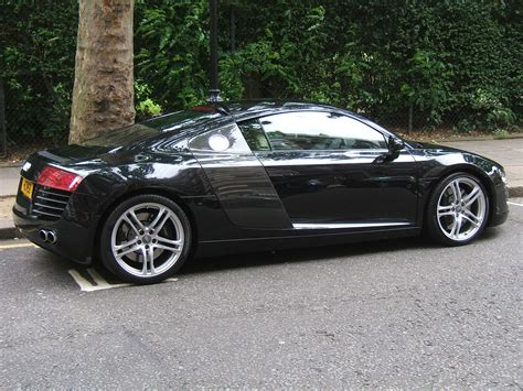 Audi R8 Schwarz by File Black Audi R8 20090803 Jpg Wikimedia Commons